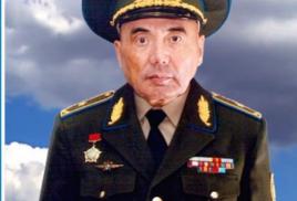 Первый Главный инженер ВВС Республики Казахстан юбилей